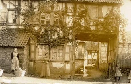 Im Jahre 1918